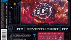 Ecliptic Seventh Orbit Raspberry Golden Ale