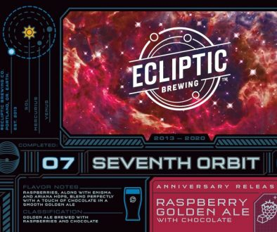 Ecliptic Seventh Orbit Raspberry Golden Ale