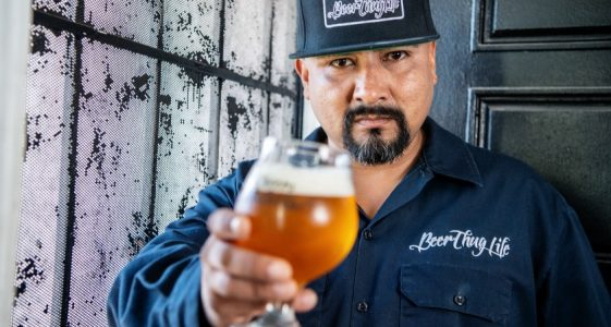 Edgar Beer Thug Life