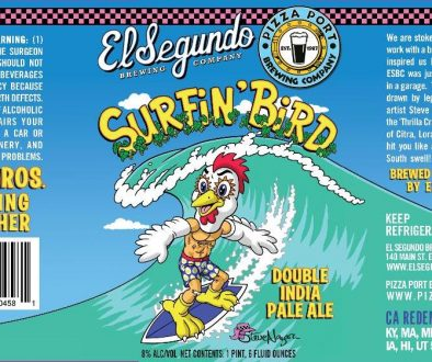 El Segundo Surfin Bird