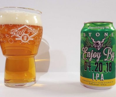 Stone Enjoy By 4.20.18 IPA