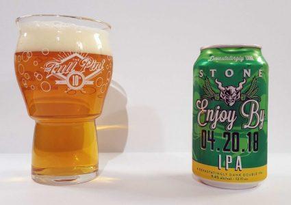 Stone Enjoy By 4.20.18 IPA
