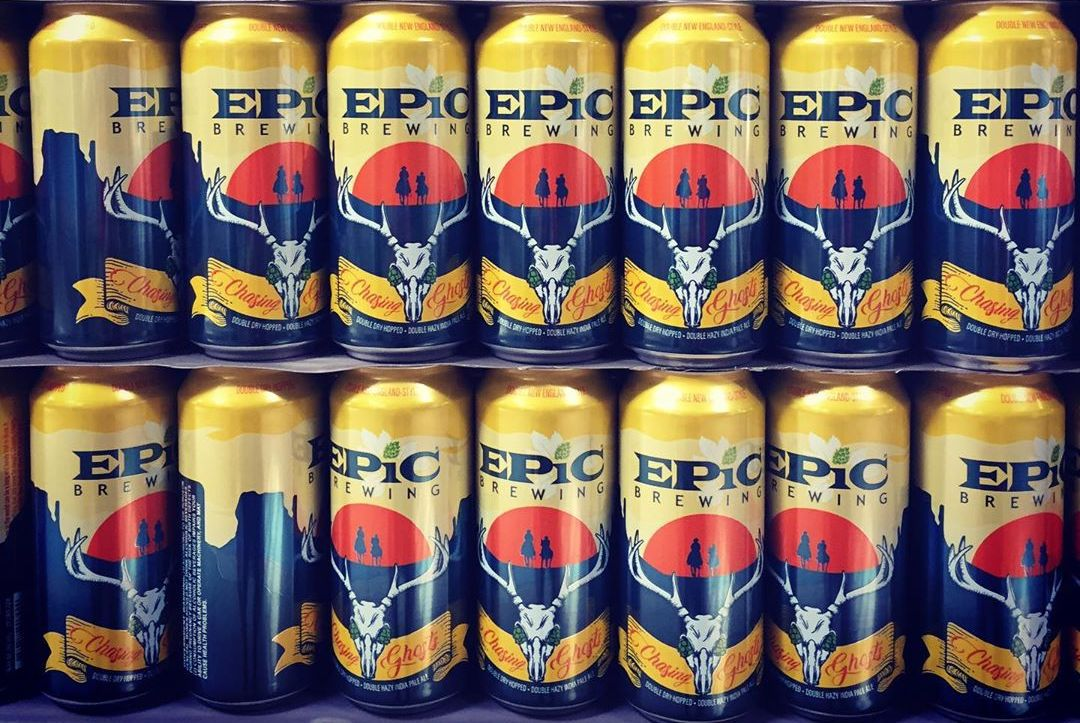 Epic Brewing Chasing Ghosts