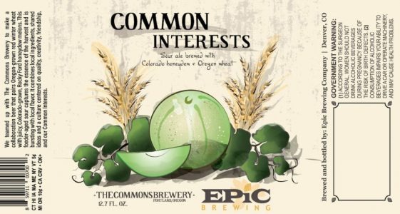 Epic Brewing Common Interests