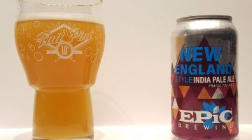 Epic Brewing New England Style IPA Citralush