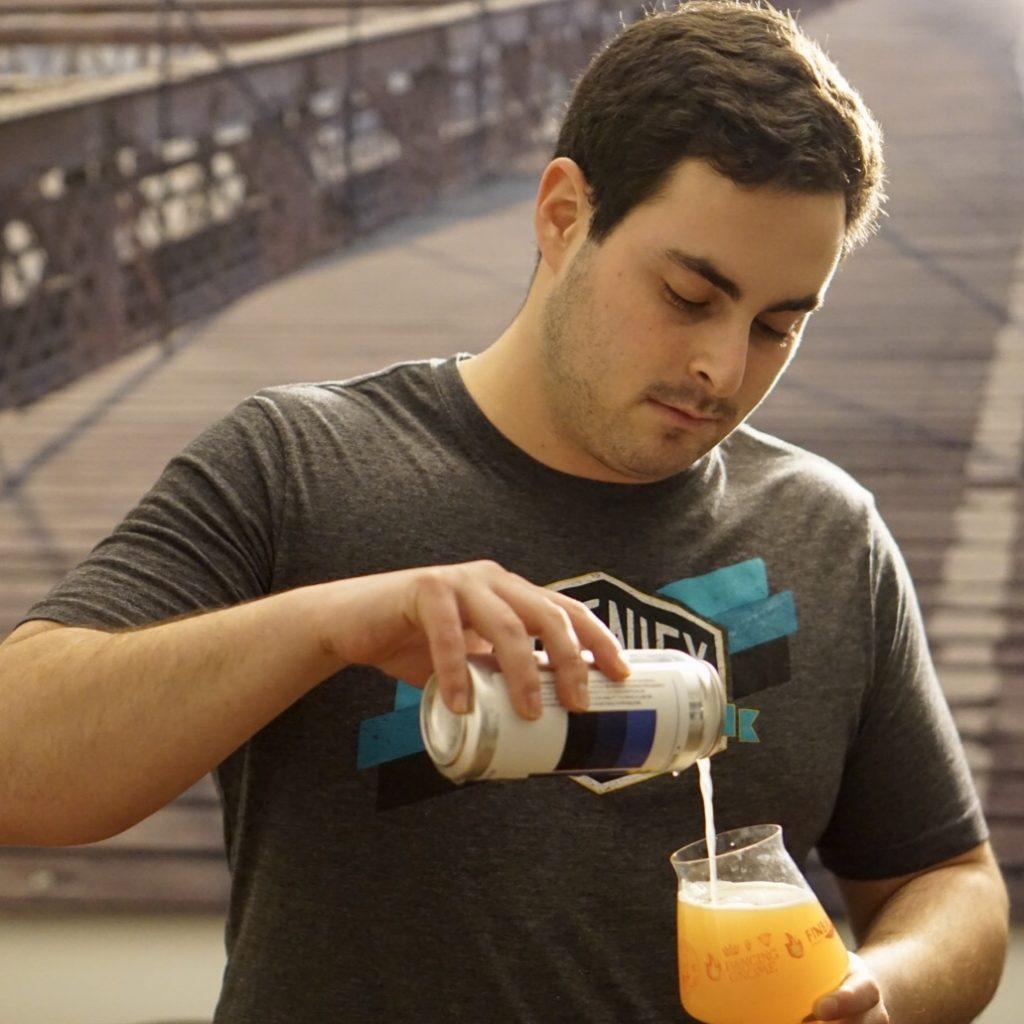 Eric Ruta Magnify Brewing