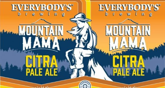 Everybodys Mountain Mama Citra