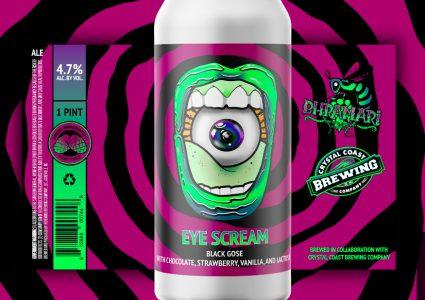 Eye Scream Can Label