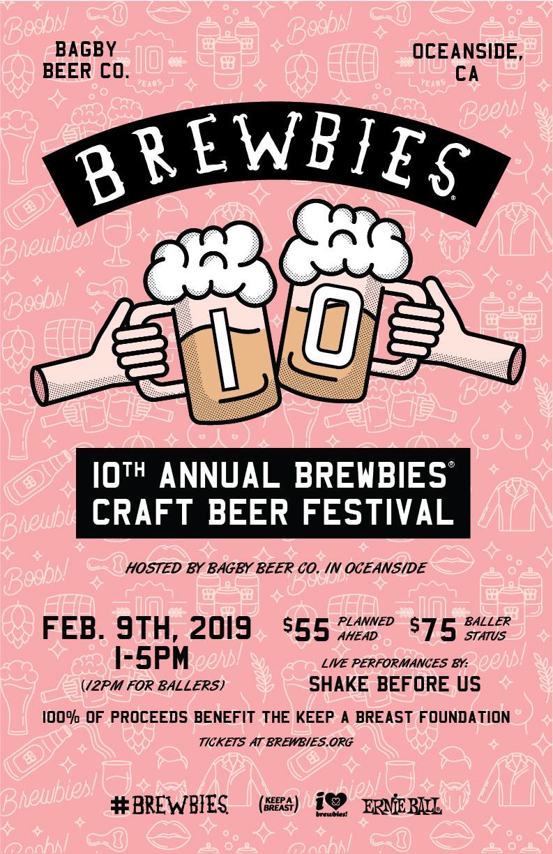10th Annual Brewbies Festival