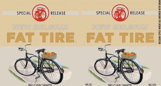 New Belgium Fat Tired Belgian White