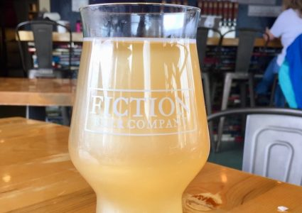 Fiction Beer Glitter Beer Featured