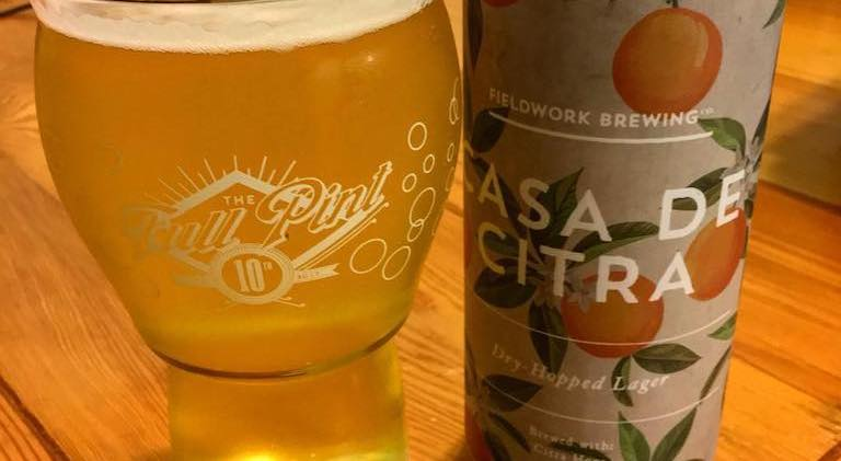 Fieldworks Brewing Casa De Citra featured