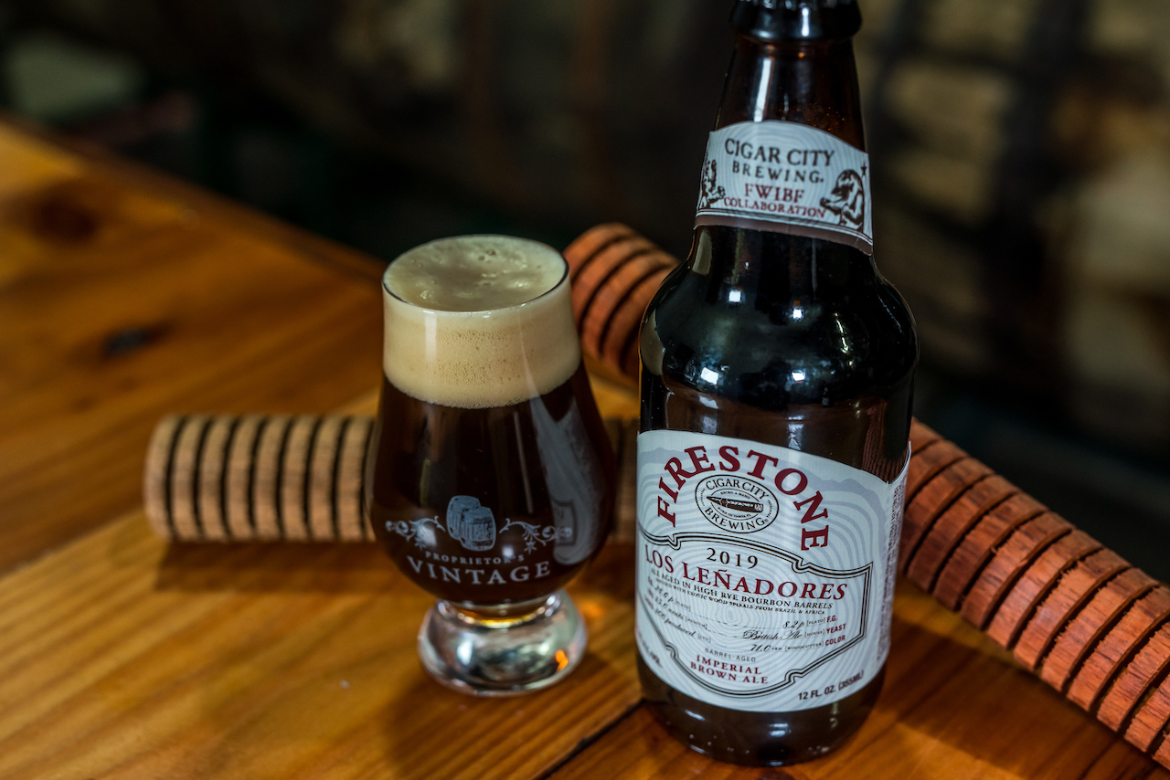 Firestone Walker Cigar City Los Lenadores