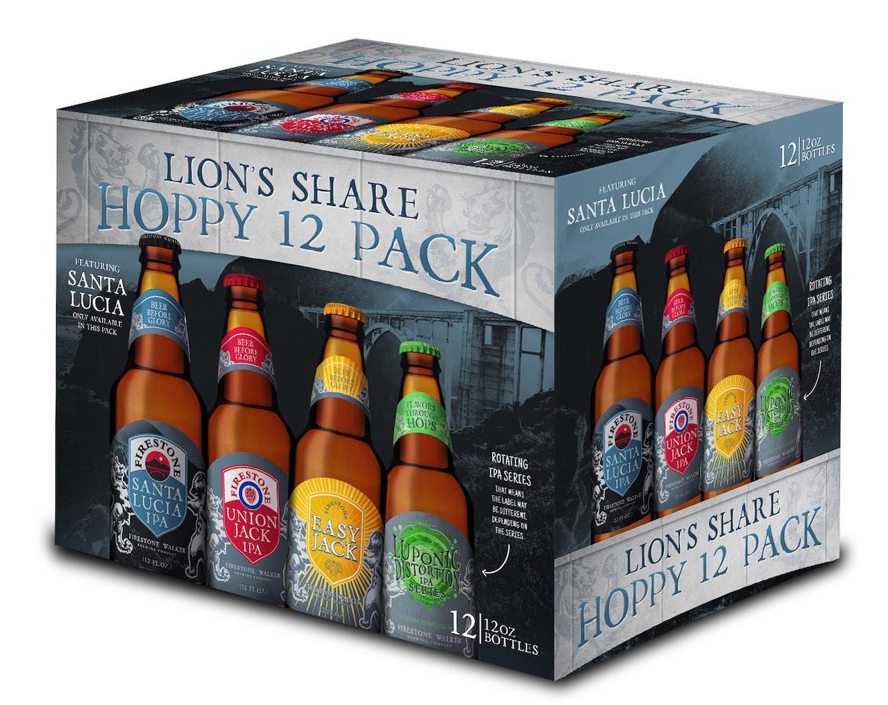 Firestone Walker Hoppy 12 Pack