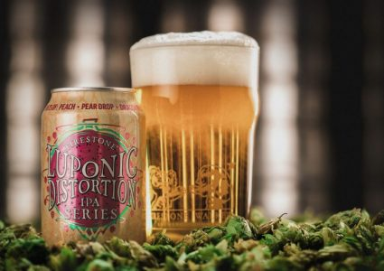 Firestone Walker Luponic Distortion IPA May 2020