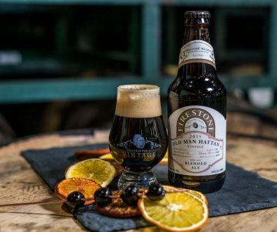 Firestone Walker Old Man Hattan