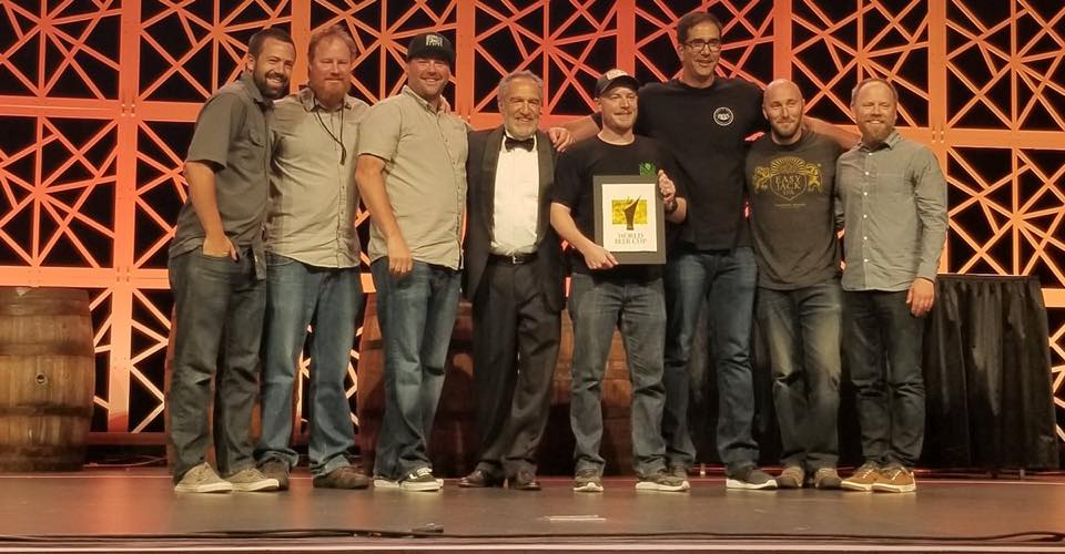 Brewer Medals At World Beer Cup