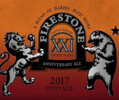Firestone Walker XXI Anniversary Ale