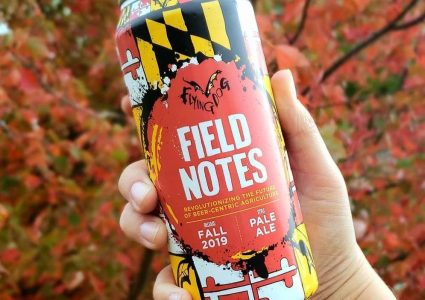 Flying Dog Field Notes