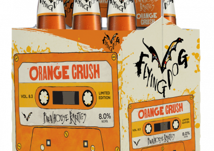 Flying Dog Orange Crush