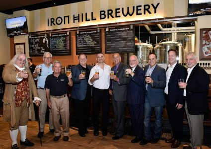 Iron Hill Founders Plus Ben Franklin