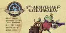 Frogtown Brewery 2nd Anniversary Extravaganza