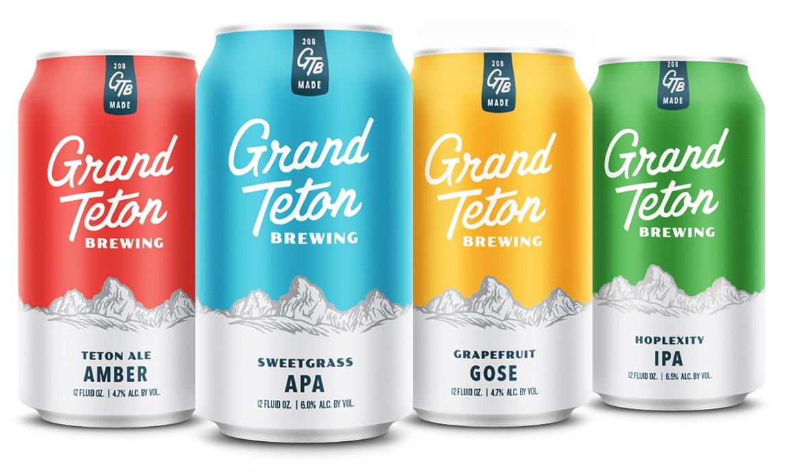 Grand Teton Core Beers 2019