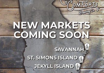Creature Comforts New Georgia Markets 2019