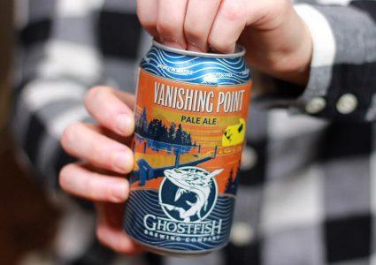 Ghostfish Vanishing Point Pale Ale