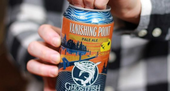 Ghostfish Vanishing Point Pale Ale