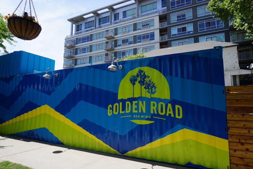 Golden Road Brewing Sacramento