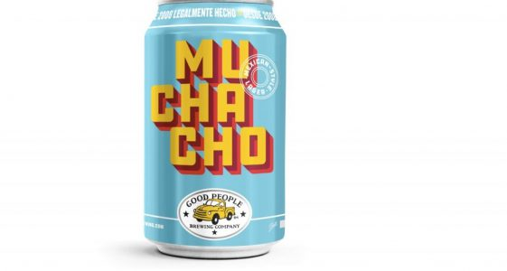 Good People Brewing Muchacho