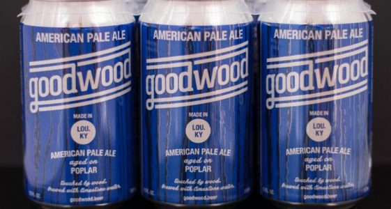 Goodwood Brewing American Pale Ale Cans