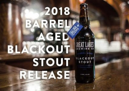 Great Lakes 2018 Barrel Aged Blackout Stout