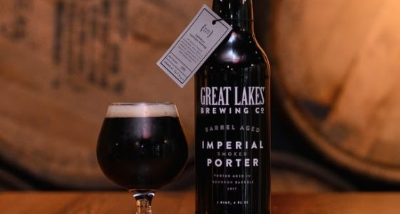 Great Lakes Barrel Aged Smoked Imperial Porter
