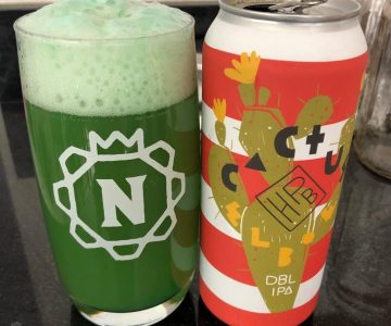 Green Craft Beer