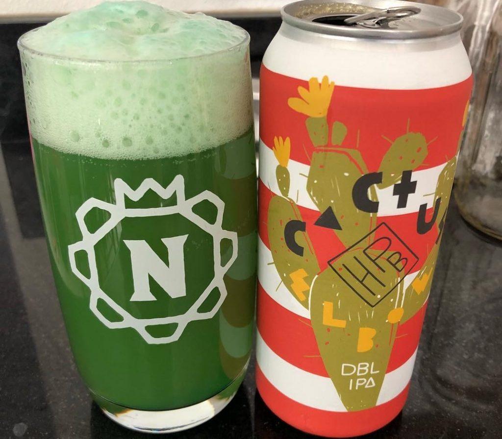 Green Craft Beer
