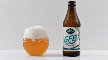 Green Flash GFB Blonde Ale