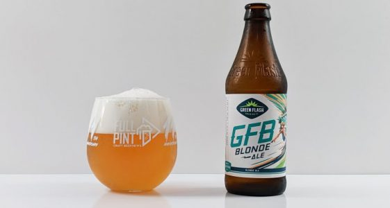 Green Flash GFB Blonde Ale