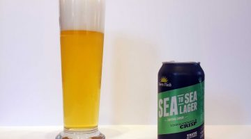 Green Flash Sea to Sea Lager