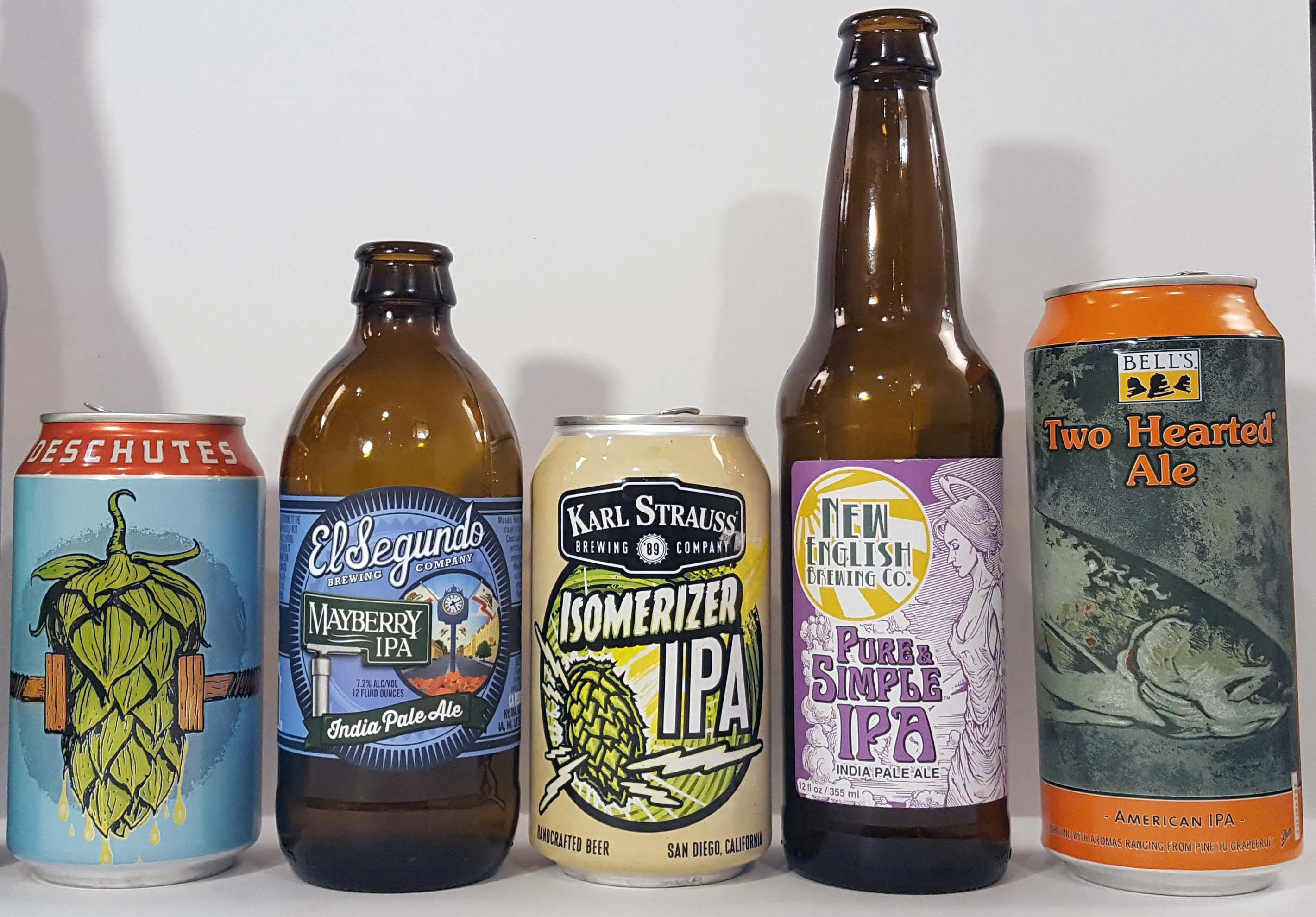 Blind IPA Test: Group 2