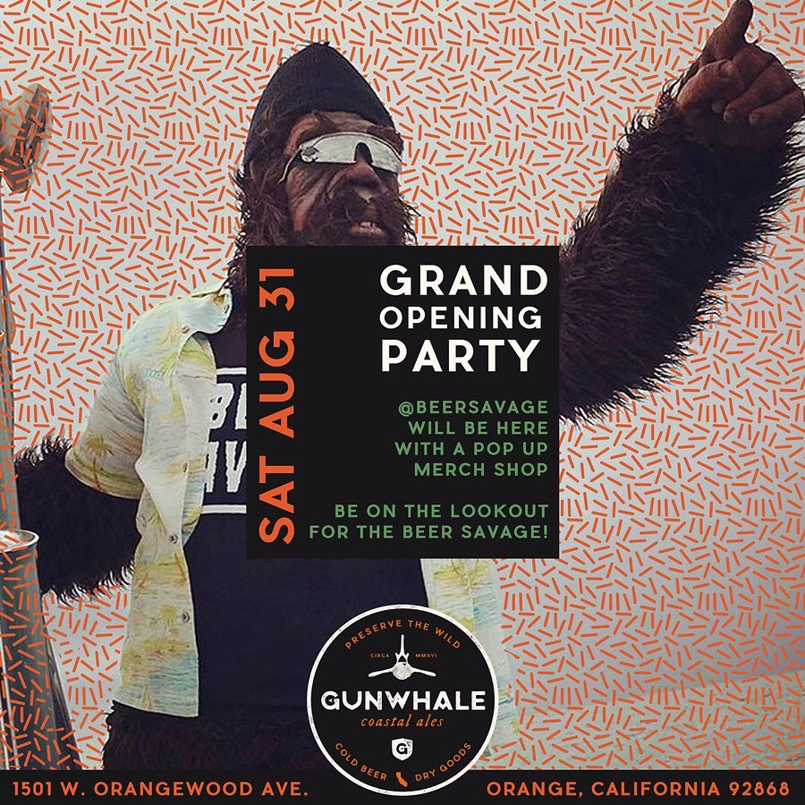 Gunwhale Ales Grand Opening