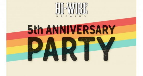 Hi-Wire 5th Anniversary