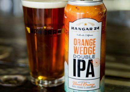 Hangar 24 Orange Wedge Double IPA