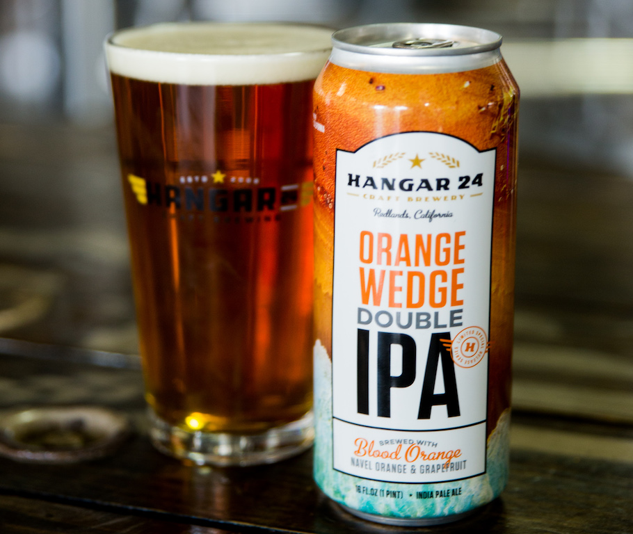 Hangar 24 Orange Wedge Double IPA