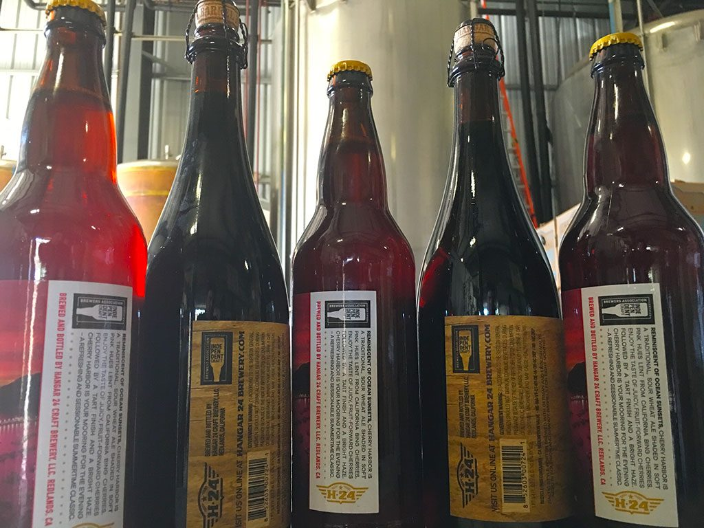 Cherry beer: a new taste based on tradition
