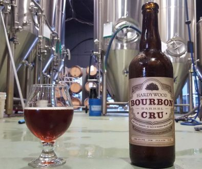 Hardywood Bourbon Barrel Cru