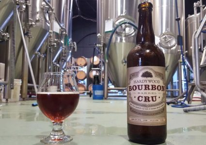 Hardywood Bourbon Barrel Cru