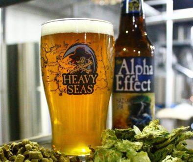 Heavy Seas Alpha Effect