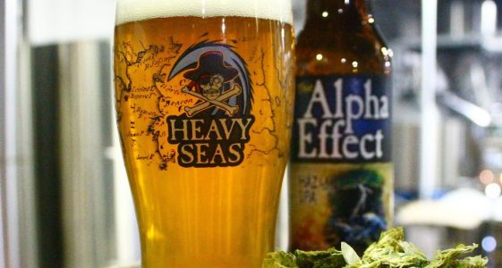 Heavy Seas Alpha Effect